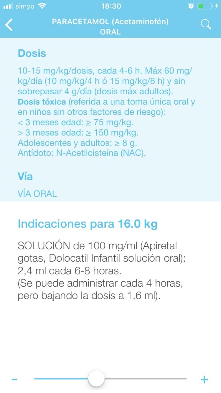 Dosispedia La App Movil Para Medicos Pediatras